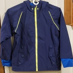 Boy's Nylon windbreaker